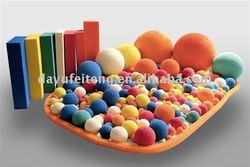 DN125 Rubber Sponge Clean-out balls