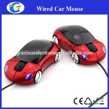 Promotional Computer USB Optical Car Mouse