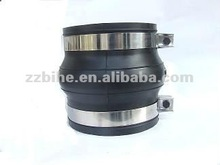 24 years experience rubber lined welding pipe fitting