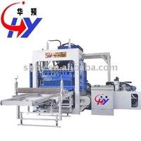 HY-QT6-15 hydraform block making machine