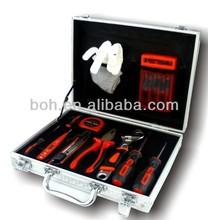 16pcs aluminum tool kit for promotion premium tool kit