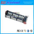 De alta capacidad 8.4v 5000 mah de níquel metal hidruro batería del rc