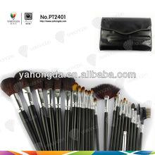 Professional private label make up brush kit private label cosmetic brush set makeup kits