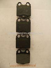 Semi-metallic break pad for LEXUS&TOYOTA D771