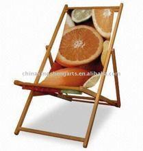 wooden foldable beach chair (XSC-1003)