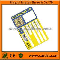 rfid mf1 s50 card school student id cards