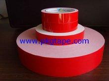Double sided PE foam tape, Fita Espuma De Polietileno, PE foam tape