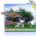 Cuadros vivos del dinosaurio de Yangchuanosaurus