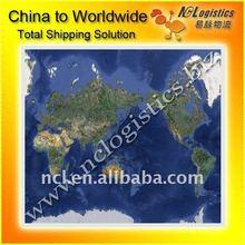 shipping agency from China to Puerto Angamos,Peru