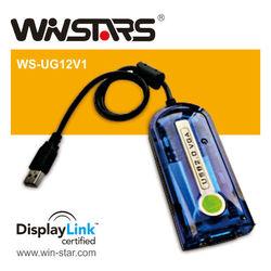 USB2.0 to VGA display adapter network adapter 6326