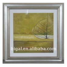 high quality handpainted abstract plexiglass painting with ex-work price