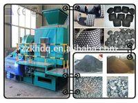 Iron ore briquette making machine