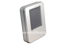 metal pocket knife box tin