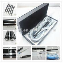 Novelty hot-sale heavy metal ball pen