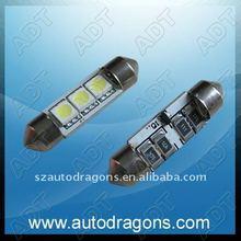 Festoon canbus automotive led bulb most error code free