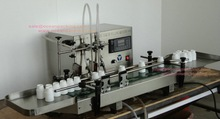digital control automatic serum filling equipment for small factory