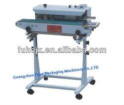 FR-900 -3 vertical plastic bag heat sealer machine