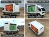 Mobile LED Truck, LED Van, Outdoor advertising truck