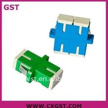 telecom equipment SC fiber optic adapter
