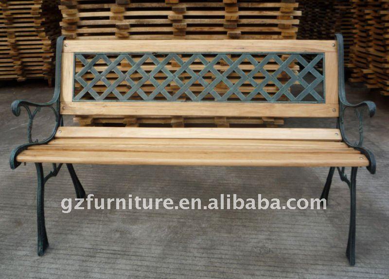 banco de jardim em ferro fundido: de jardim, Ferro fundido e de madeira banco do jardim, Banco de parque