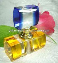 clear wedding gift decorative perfume bottle