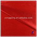 alta qualidade brilhante vermelho brilhante tela do spandex