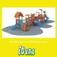 wooden outdoor playground equipment SAMPLE 3