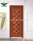economical interior melamine wooden doors design ECD-013