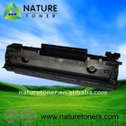 Compatible black toner cartridge for HP CB436A
