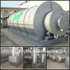 High oil rate Tyres oil Pyrolysis system with CE