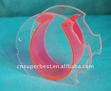 fish shape mini acrylic fish tank