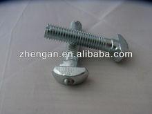 DIN186 T head square neck bolt