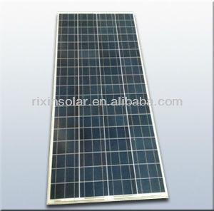 Good Quality 140W CE/TUV Polycrystalline Silicon Solar panel