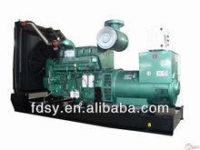 Volvo series diesel generator sets
