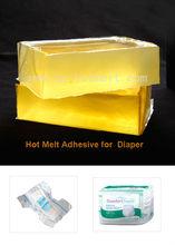 Baby diaper raw material hot melt glue