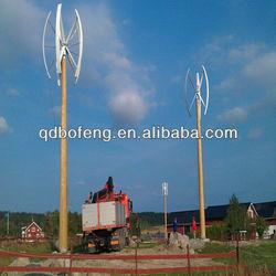 10kw wind turbine/wind power generator/VAWT