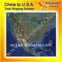 logistics agency China to Newport News,VA,USA