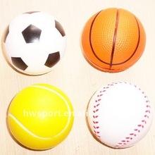 tennis ball reliever stress ball