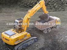 63.5t idraulico cingolato escavatore terne ced650-6