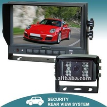 made in china 7 inch car audio system with reverse camera