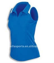 2013 latest fashion ladies volleyball uniform tank tops in bulk