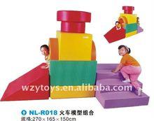 Child Soft Model of Train Sets