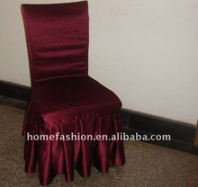 folding chair cover&satin chair cover