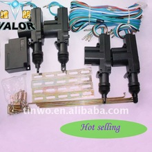 Hot Selling Rotational Head Power DC24V Car Central Locking System For 4 Door