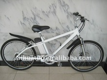 Electric mountain bicycle TDE05Z CE