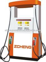 gas station fuel dispenser