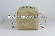 Jute Promotional Bag for 2012 Summer
