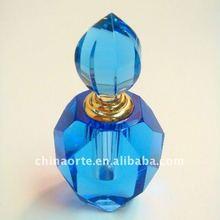 Antique Blue Crystal Perfume Bottle Favors for Home Decoration XSP0025-YAH