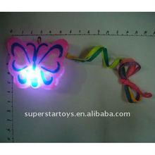 beautiful LED butterfly, glow in dark butterfly necklace
