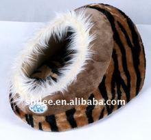 plush pet/dog/cat beds/cave